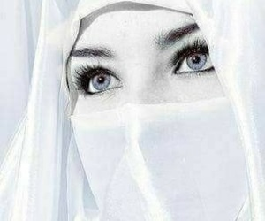 cover, muslim, and face image