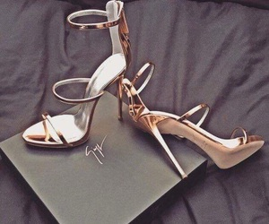 heels, shoes, and beauty image