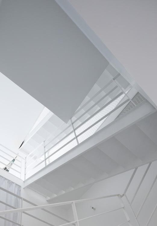 interior, white, and all white image