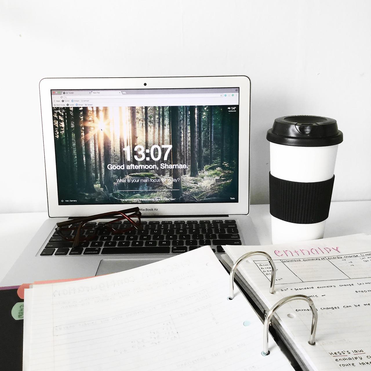 study, school, and work image