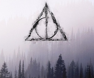 harry potter, wallpaper, and tree image