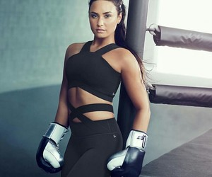 demi lovato and photoshoot image