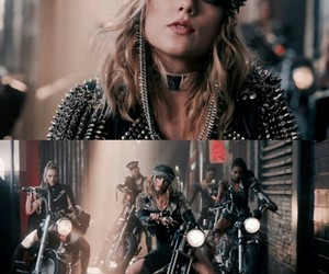 music video, Taylor Swift, and look what you made me do image