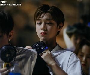 wanna one, produce 101, and park jihoon image