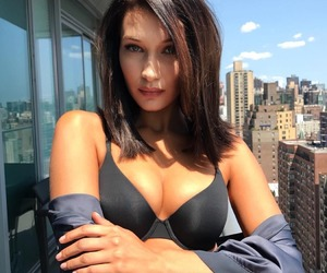 personal, bella hadid, and instagram image