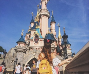 disney, disneyland, and disneyland paris image