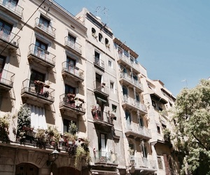 Espagne, rue, and barcelone image
