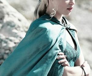 game of thrones, daenerys targaryen, and got image