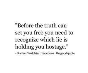 freedom, truth, and lies image