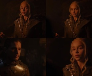got, emilia clarke, and game of thrones image