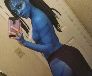 Halloween, avatar, and costume image