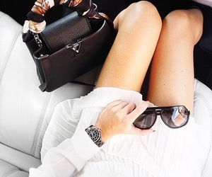bmw, chanel, and classy image