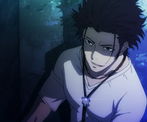 anime, mikoto suoh, and red king image