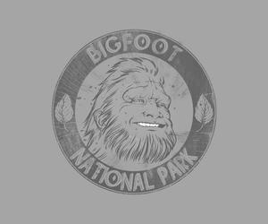 bigfoot, threadless, and illustration image