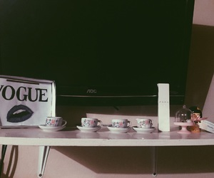 cups, vogue, and sweet image