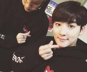 Jae, kpop, and kevin woo image
