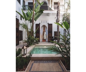 orient, pool, and riad image