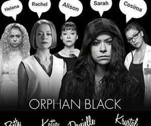 serie and orphan black image