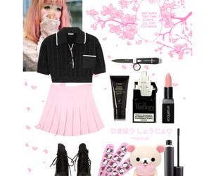 kfashion, pink, and punk image