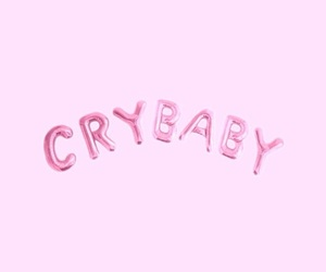 crybaby, patterns, and pink image
