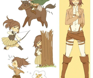 attack on titan, snk, and anime image