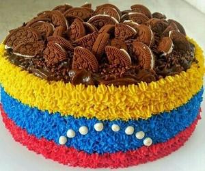 cake and venezuela image