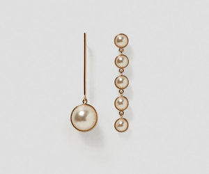 classic, jewelry, and earrings image