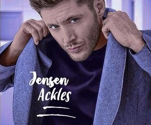 supernatural and jensenackles image