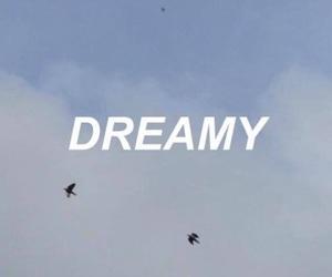sky, dreamy, and blue image