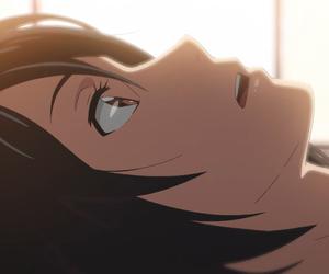 anime, makoto shinkai, and anime boy image