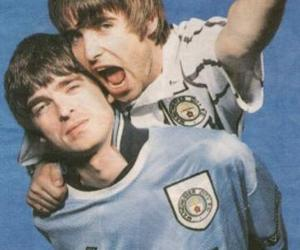 oasis, brothers, and liam gallagher image