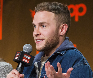 actor, leopold fitz, and cute boys image