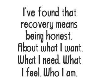 life, quotes, and recovery image