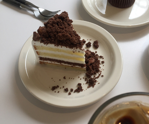 aesthetic, cafe, and dessert image