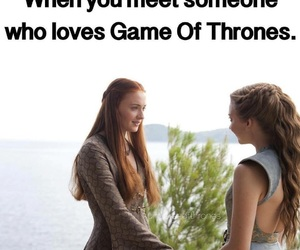 game of thrones, fan, and got image
