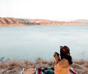 adventure, travel, and fashion image