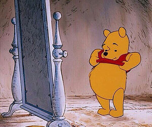 animation, winnie the pooh, and disney image