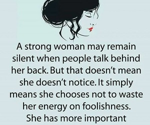 quotes, strong women, and love image