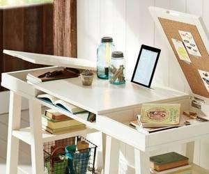 decoracion, diseño interior, and escritorio image
