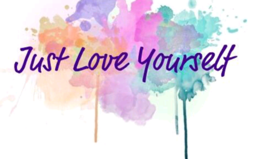 love yourself, colors, and life image