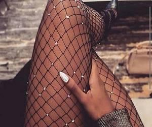 girl, sexy, and fashion image