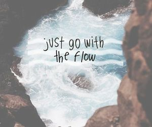 flow, quote, and quotes image