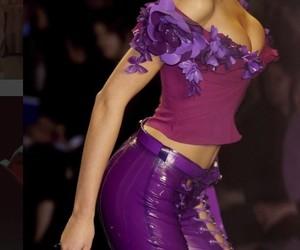 fashion, dior, and purple image