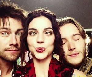 reign, adelaide kane, and francis image