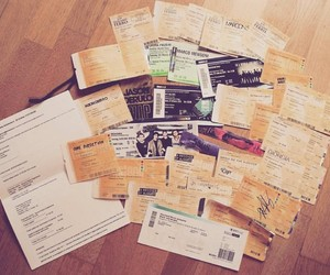 concerts, ema, and concert ticket image