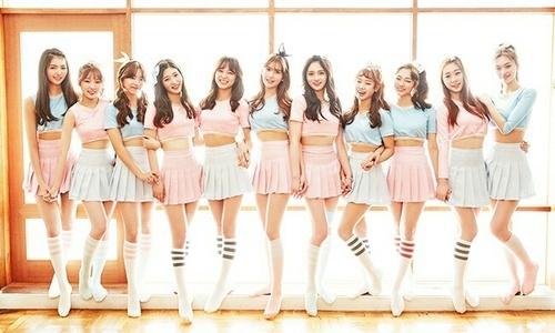 ioi and kpop image