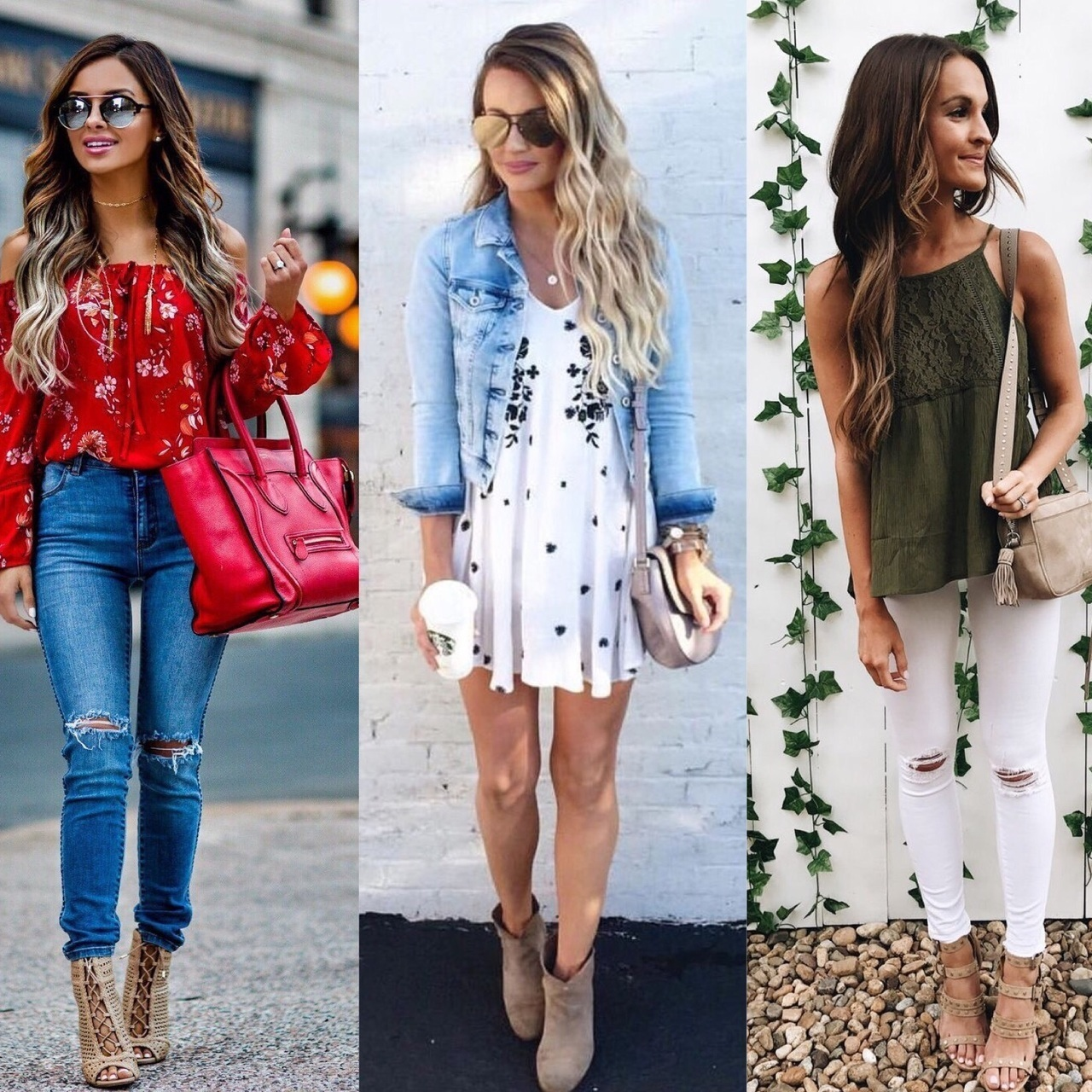 fashion, outfits, and 2017 image