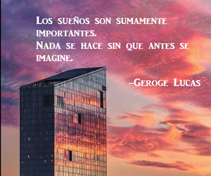 frases, castellano, and george lucas image