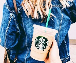 starbucks and drink image