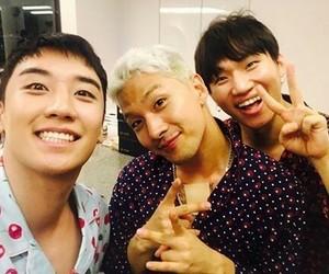 daesung, bigbang, and seungri image